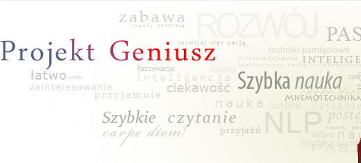 Projekt geniusz